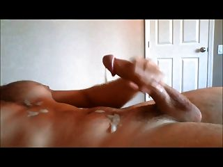 Beautiful Hard Cock Shoots A Big Load