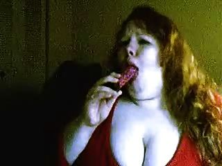 Fat Girl Gagging Again.. With Audio
