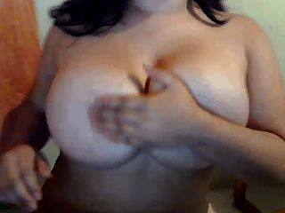 Chubby With Big Boobs On Cam