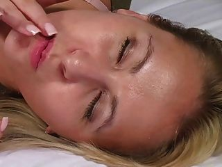 Gigi Wants Cum On Her Face!