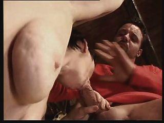 Shorthair-milf With Huge-boobs Devotional Fuck