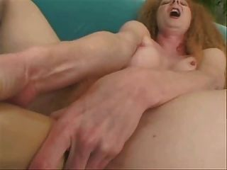 Ugly Terrible Redhead Mom With Very Very Hairy Cunt!