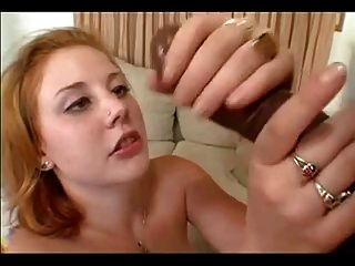 Poppins Red Hairy Interracial Anal
