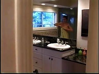 Jaime Mom In The Bathroom Joi
