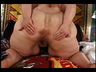 Plump Girl Shows All