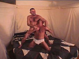 Rank: Armpit Licking Second Scene