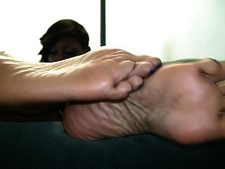 Front Row Seat To Ebony Feet