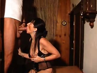 Slutty German Mature In Hot Lingerie Fucked