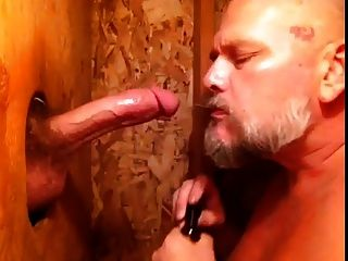 A Big Surprise At The Gloryhole (kruppe)