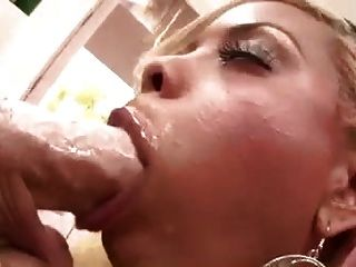 Ebony Interracial Sloppy Head Big White Cock