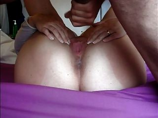 Cum On Wide Open Pussy