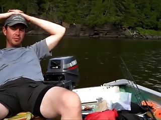 Str8 Buddy Bulge In The Boat