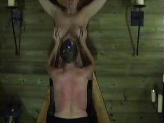 Two Older Women Enjoy Bdsm (spanking)