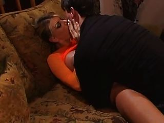 Vicky Vette Gets Nice Anal With Cum In Her Mouth