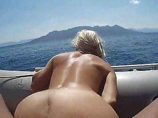 Boat Fucking Couple