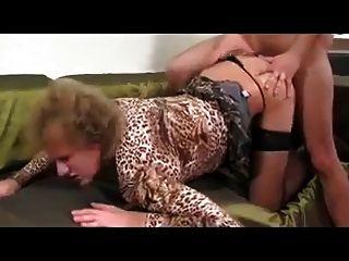 Sissy Bending Over For Nice Dick