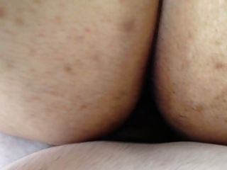 Bbw Latina Fucked Doggystyle With Creampie