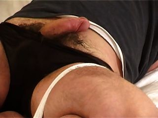 Hogtied And Made To Cum. Nice Thumbing.