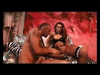 Nice Big Tit Big Cock Tranny Dom Having Fun