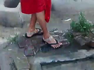 Boudi Sexy Bathing