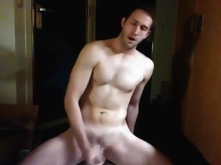 Str8 Men Play In His Dorm
