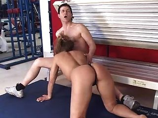 Italia Mature Fucked In Gym (camaster)