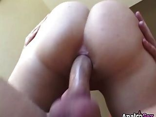 Sweet Megan Reece Gets Fucked Up The Ass