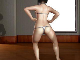 Aerobics Dance 3d