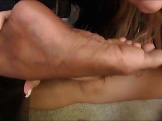 Lesbian Worship Ebony Feet