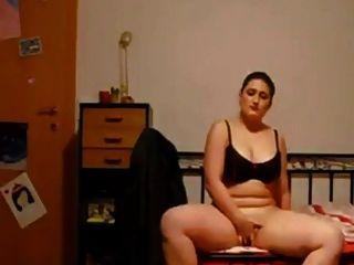 Ugly German Bbw Tries Porn