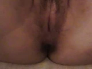 Hairy Amateur Anal