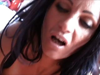 Milf Gets Fucked On Bed