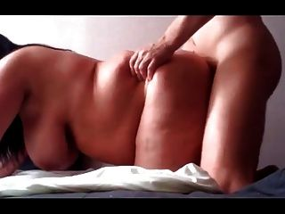 Hot Fat Babe Gets Hard Fucked