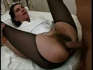 Mutual Anal Play, Wife Hairy Cunt