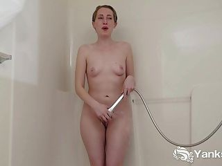 Cute Asha Masturbating In The Shower