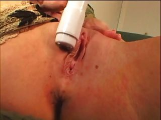 Milf Saskia Masturbates And Fucks With Facial