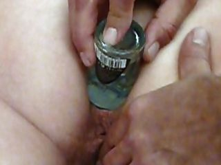 Home Made Anal : Booty Milf Slave Gets Stretched