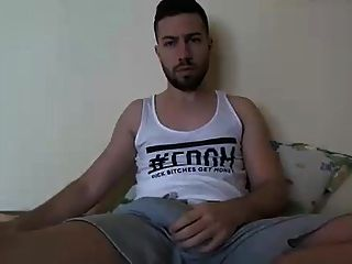 Str8 Guy Bulge On Cam