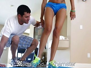 Ariana Marie Comes Home To Fuck After A Morning Jog