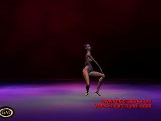 Nuded Dancer-1