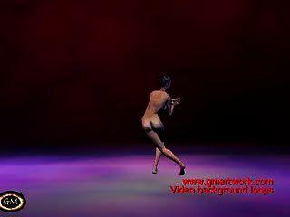 Nuded Dancer-2