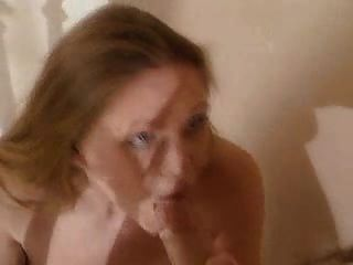 Brunette Wants Cum On Her Big Tits M22