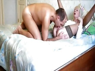 Milf Gets Fucked Deep And Good