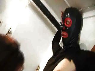 European Slut Getting Some Dp Action