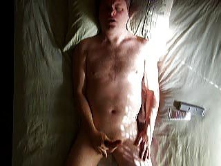 Stroking My Cock For You.