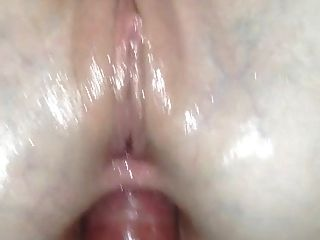 Wet Bbw Pussy And Anal