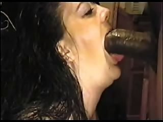 Slut Trying To Suck