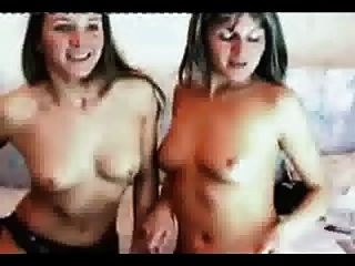 Sexy Lesbians Anal Beads
