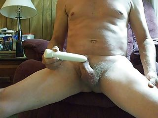 Play With The Vibrator Again