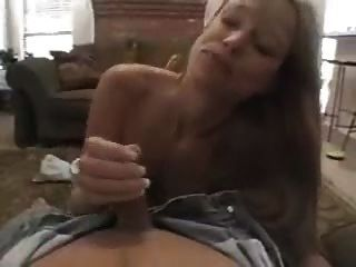 Just A Hot Milf Blowjob Pt 1